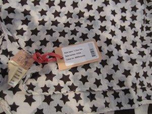 Becksöndergaard Schal / Tuch Sterne Stars C- Diva Creme Burgund