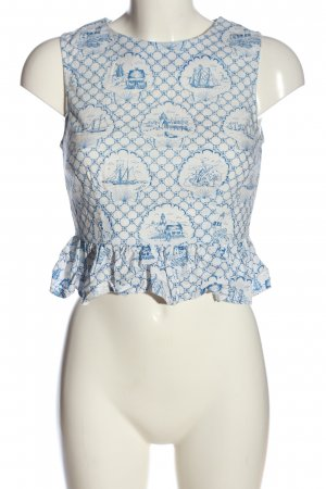 beclaimed vintage ärmellose Bluse