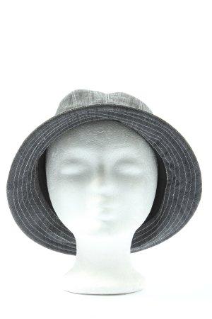 bedacht Cappello in tessuto grigio chiaro stile casual