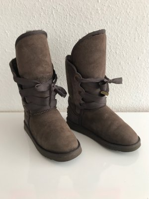 Australia Luxe Collective Buty śniegowe taupe