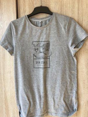 Bedruckter t Shirt