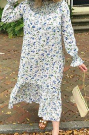 Bedrucktes Boho Kleid von Zara