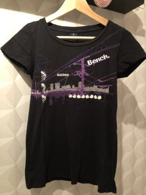 bedrucktes T-Shirt von Bench