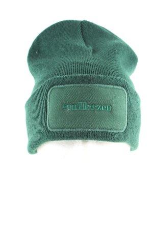 Beechfield Original Headwear Berretto verde stile casual