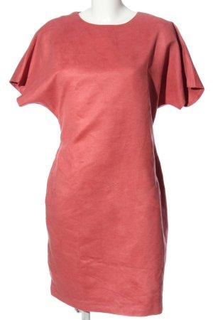 Befree Jurk met korte mouwen roze elegant