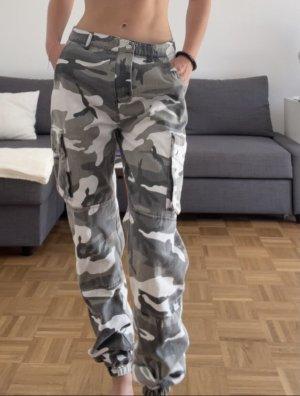 Missguided Pantalone largo multicolore