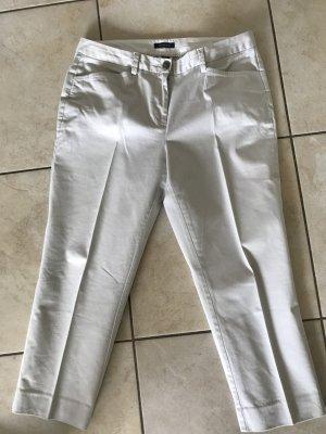 Lands' End Pantalone a 7/8 beige chiaro Cotone