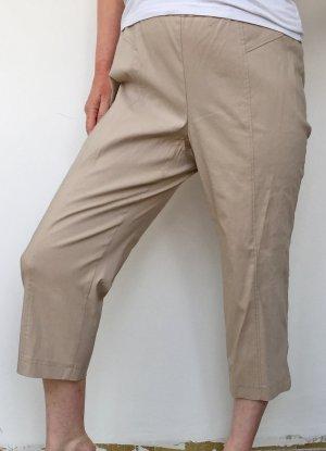 Gerry Weber Pantalone a 7/8 color cammello-beige Tessuto misto