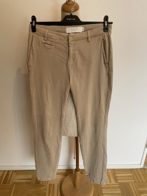 Yaya Pantalone a 7/8 beige-color cammello