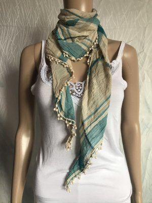 C&A Summer Scarf multicolored cotton