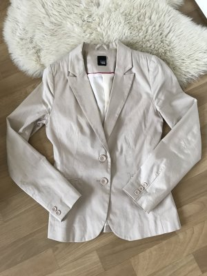 Beige Blazer Pimkie #business #chic