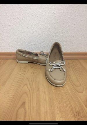 Timberland Zapatos de marinero beige-beige claro