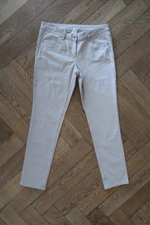 UpFashion Pantalon chinos multicolore coton