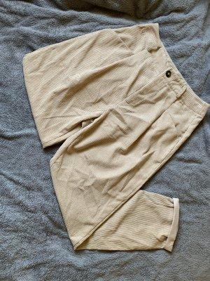 SheIn Corduroy broek nude-beige