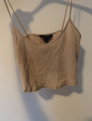 Atmosphere Crop-top beige