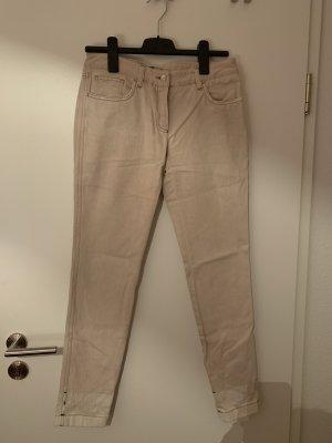 Beige Dolce & Gabbana Jeans