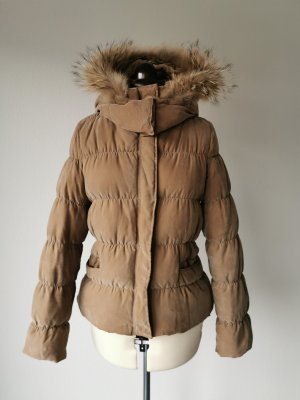 Jnby Giacca invernale beige