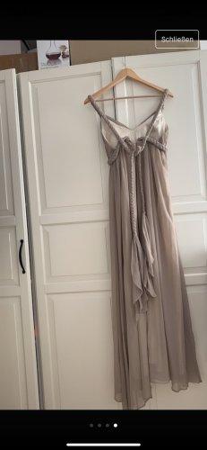 Robe de bal beige-rose chair