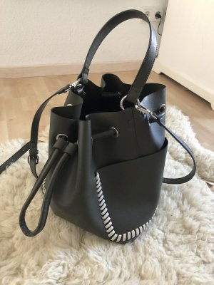 H&M Basic Pouch Bag multicolored