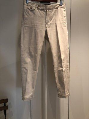Ralph Lauren Sport Lage taille broek beige-room