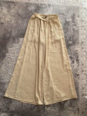 Sheinside Falda pantalón de pernera ancha multicolor