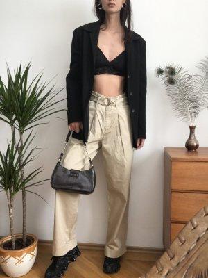 Bikbok Pantalone a vita alta multicolore