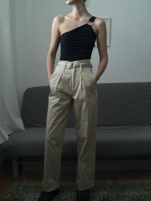 Bikbok Hoge taille broek veelkleurig