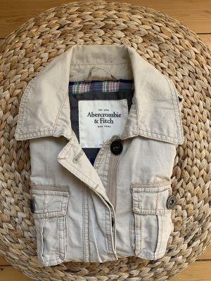 Abercrombie & Fitch Overgangsjack licht beige-room