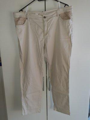 Beige Jeans Gr.46-48