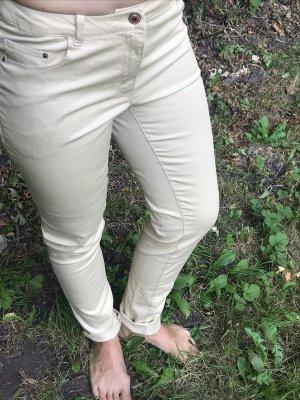 Beige Jeans H und M Größe 36