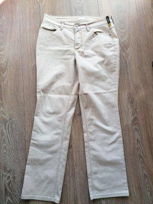 Bonita Slim Jeans beige-camel