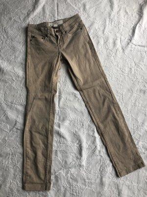 Beige Jeans von H&M, Gr. 34