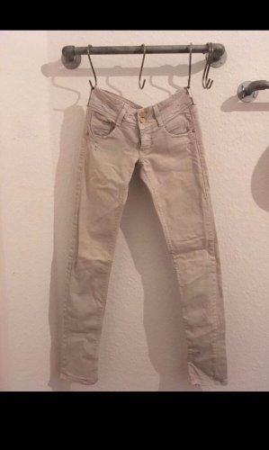 MET Jeans vita bassa multicolore