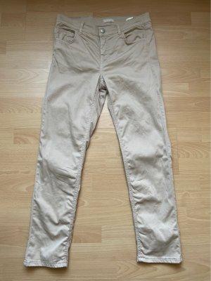 Angels Jeans coupe-droite beige clair-crème