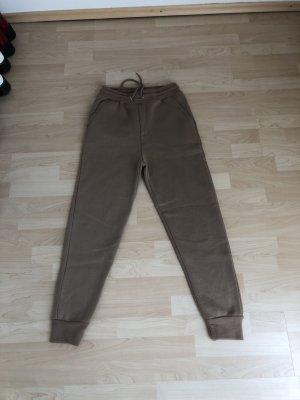 Boohoo Pantalon de jogging beige