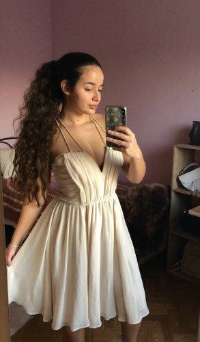 Beige Kleid Sommer