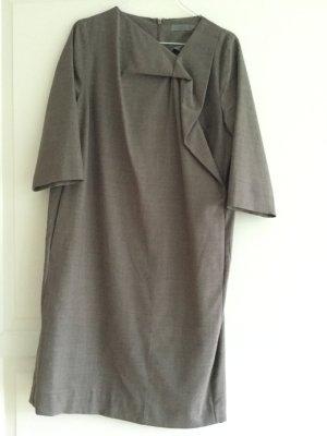 Beige Kleid von Cos aus Wolle