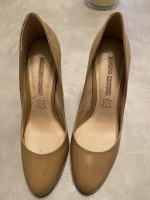 Buffalo London High Heels beige