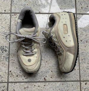 Beige Leder Sneaker von Jette Joop K2 Gr. 37,5