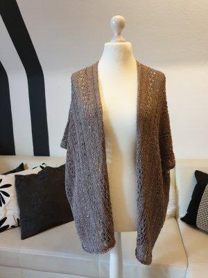 Monari Knitted Vest beige