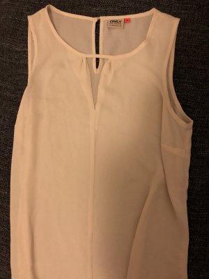 Beige Only Bluse