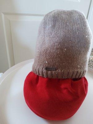 Passigatti Knitted Hat beige
