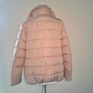 Beige Puff winter Jacket