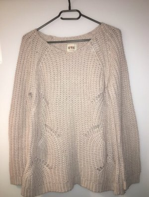 C&A Knitted Bolero cream