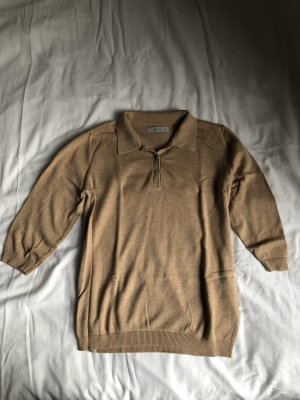 ADPT. Polo shirt camel-room