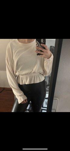 Beige pullover zara
