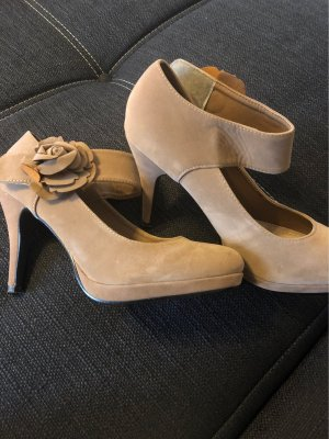 Beige Pumps gr 39