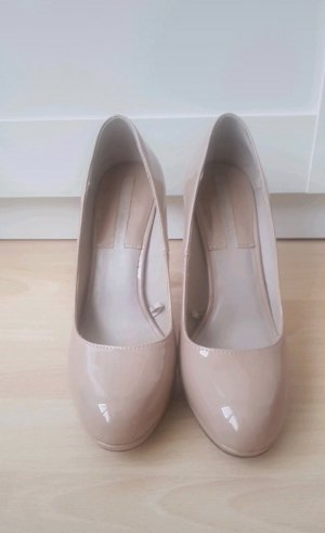 Beige Pumps Zara