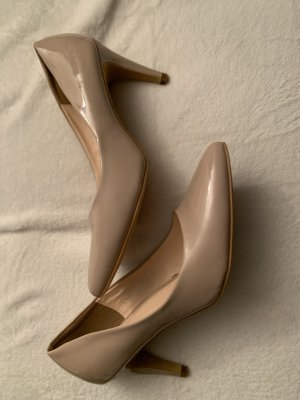 Beige Reno Pumps