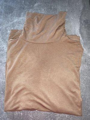Pimkie Jersey de cuello alto nude